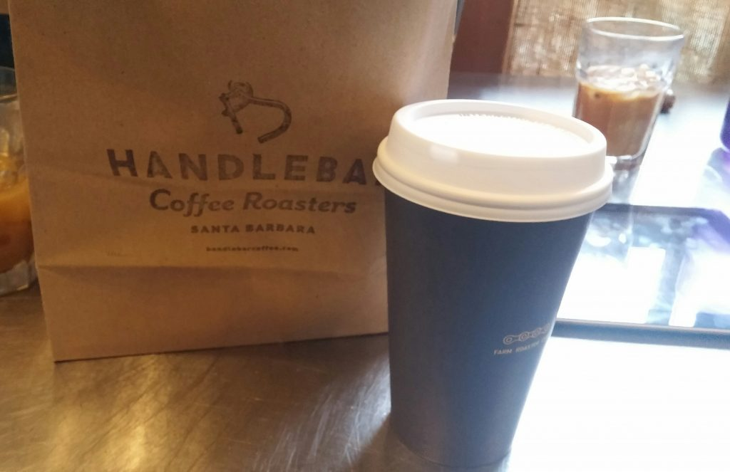 Handlebar: combining my love for coffee and cycling.